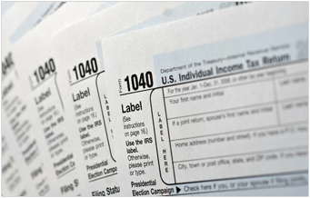 Missing Tax Forms!